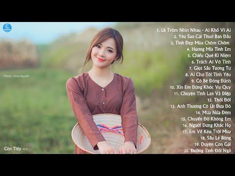 Liên Khúc Nhạc Trữ Tình Bolero - Những Ca Khúc Nhạc Vàng Trữ Tình Hay Nhất 2016 [P2]