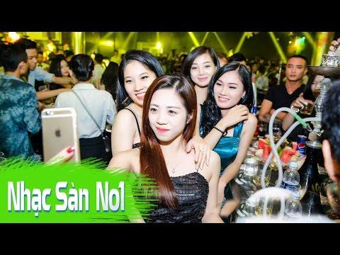 Nhạc Sàn DJ Nonstop Cực Mạnh 2016 - DJ Ninh Kuty On The Mix