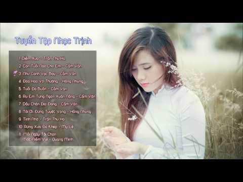 Album Diễm Xưa   Tuyển Chọn Những Tình Khúc Nhạc Trịnh Công Sơn Hay Nhất 2016