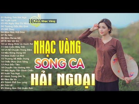 Nhạc vàng Song Ca hải ngoại