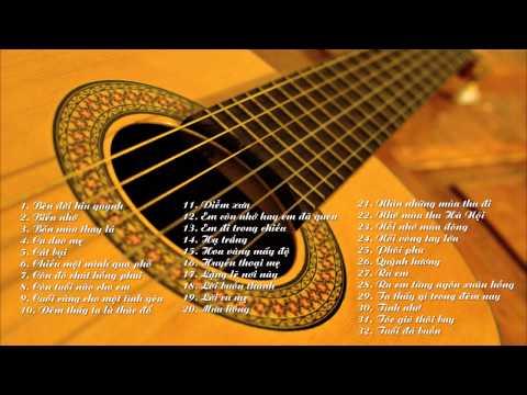Tuyển tập Guitar Trịnh Công Sơn | the best song of Trinh Cong Son