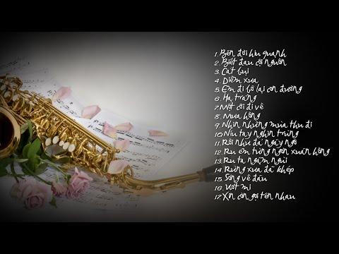 Tuyển tập Saxophone Trịnh Công Sơn | The best song of Trinh Cong Son