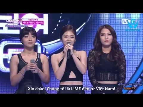 Nhóm nhạc nữ Việt Nam làm sốt Kpop