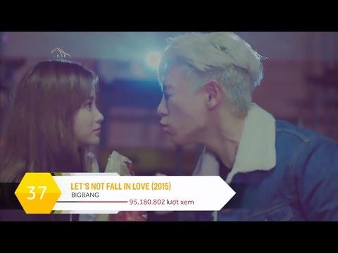 Top 50 MV K-POP đạt nhiều lượt xem nhất trên Youtube