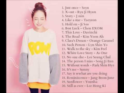 Tuyển tập những bản nhạc ballad Hàn Quốc hay nhất - Best Korean Ballad Songs 2016