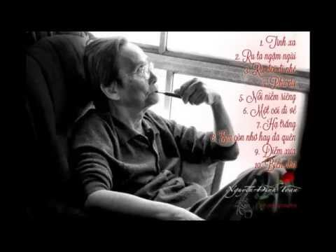 Những ca khúc nhạc Trịnh hay nhất (nhạc sĩ Nguyễn Đình Toàn thể hiện)