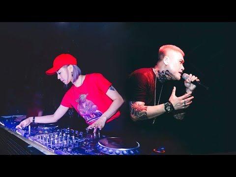 Nhạc Sàn Nonstop Cực Mạnh 2017 DJ Hiếu Phan & DJ Tiên Moon
