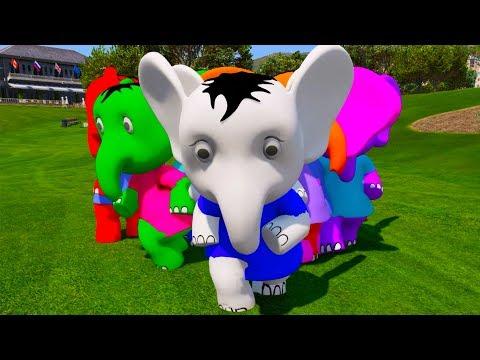 Chú voi con ở Bản Đôn, Cả nhà thương nhau - Nhạc thiếu nhi vui nhộn sôi động
