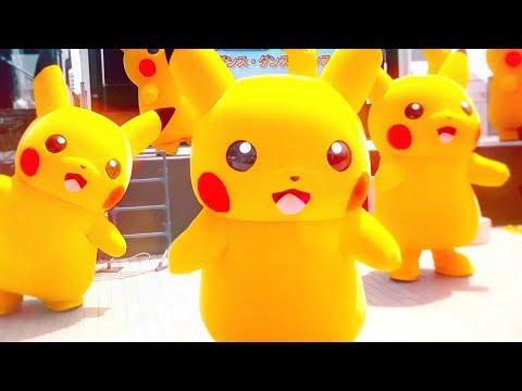 Bống Bống Bang Bang, Xúc Xắc Xúc Xẻ - Liên Khúc Nhạc Thiếu Nhi Pikachu Remix Hay Nhất