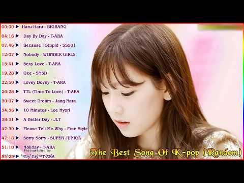 Những bài hát hay nhất thời hoàng kim của K-pop.