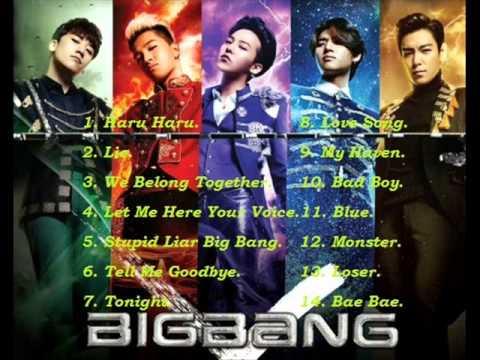 Những ca khúc hay nhất của Big Bang 2015