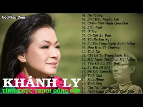Những Tình Khúc Bất Hủ Của Trịnh Công Sơn