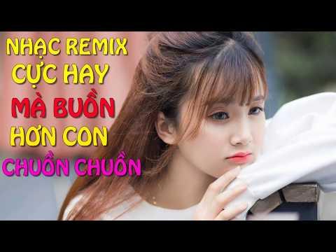 Liên Khúc Nhạc Trẻ Remix Hay Nhất Tháng 12 2017