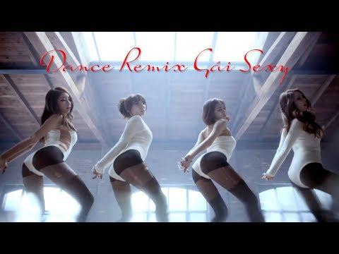 Liên Khúc Nhạc Dance Remix - Nhạc Sến Remix Hay Nhất 2017 - Nhạc Vàng Remix Gái Xinh Cực phê
