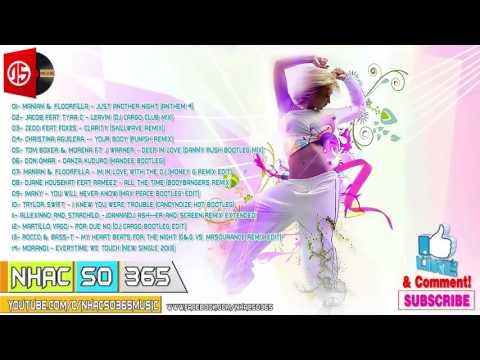 14 Bản Nhạc Dance Hay Nhất Mọi Thời Đại - Nhac San Nhay Dance Remix Tiếng Anh