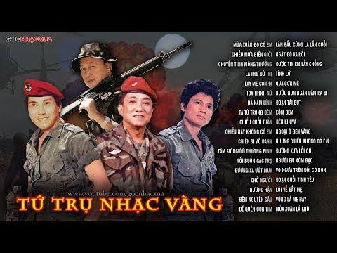 Liên khúc Nhạc Vàng Duy Khánh, Hùng Cường, Nhật Trường, Chế Linh