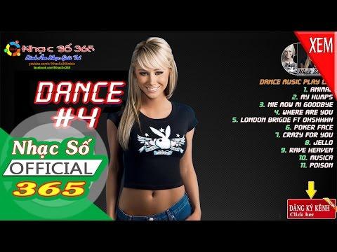 Nhạc Dance REMIX Âu Mỹ Sôi Động Hay Nhất