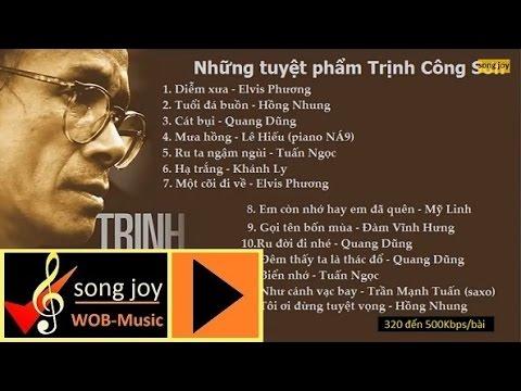 Những bài hát hay nhất của Nhạc sĩ Trịnh Công Sơn