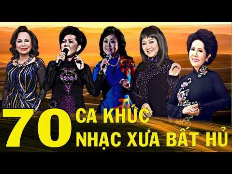 70 Ca Khúc Nhạc Vàng Xưa Bất Hủ Hay Nhất Của Các Nữ Hoàng Nhạc Việt