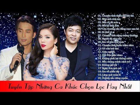 Nhạc Vàng Trữ Tình Bolero Đan Nguyên, Lệ Quyên, Quang Lê Hay Nhất