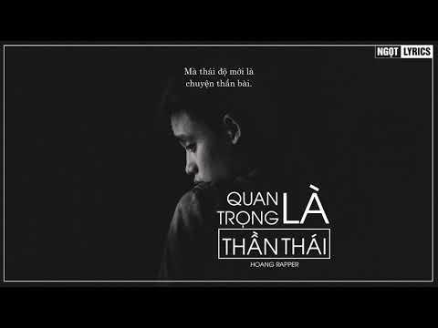 Quan Trọng Là Thần Thái - OnlyC , Karik