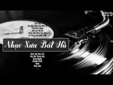 Nhạc Xưa Bất Hủ - Nhạc Xưa Bolero Vượt Thời Gian Tuyển Chọn