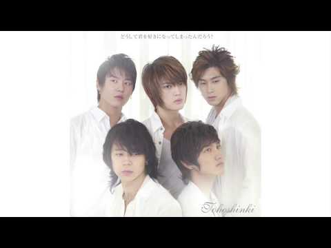 Why Did I Fall In Love With You? / どうして君を好きになってしまったんだろう? - DBSK