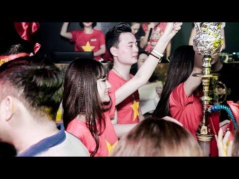 Nhạc Sàn DJ Nonstop Anh Ơi ! Cho Em Xin Hơi Cỏ