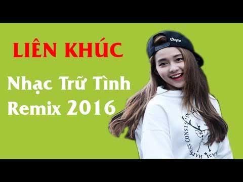 Liên Khúc Nhạc Trịnh Công Sơn Remix