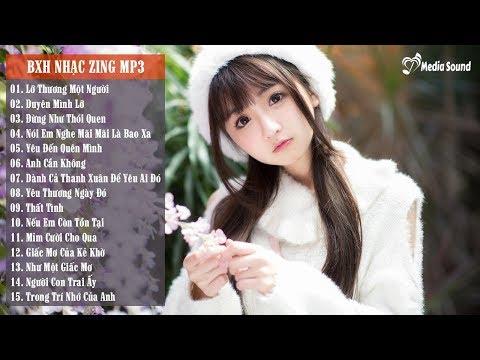 Bảng Xếp Hạng Nhạc Zing Mp3 Hay Nhất Tháng 8/2018