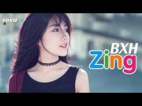 Bảng Xếp Hàng Nhạc Zing Mp3 Tháng 8/2018
