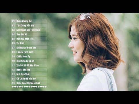 BXH 30 Bài Hát Nhạc Trẻ Buồn Khiến Người Nghe Bật Khóc 2018