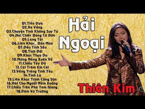 Thiên Kim Nhạc Vàng Hải ngoại Hay Nhất Của Thiên Kim, GIọng Ca Trời Phú