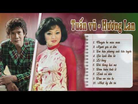 Nhạc Xưa Để Đời Tuấn Vũ, Hương Lan Hay Nhất Thập niên 90