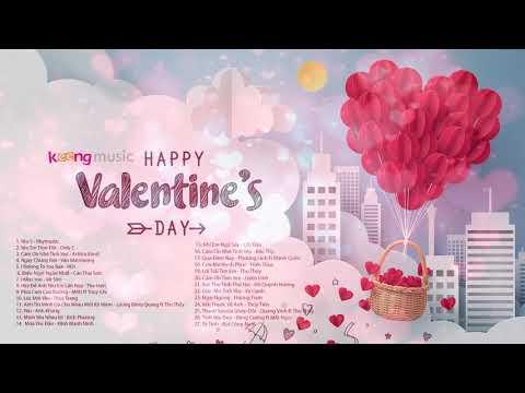 Tuyển Tập Những Bài Hát Valentine Cực Hay
