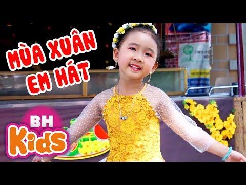 Mùa Xuân Em Hát - Siêu nhí Candy Ngọc Hà