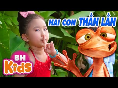 Hai Con Thằn Lằn Con - Candy Ngọc Hà