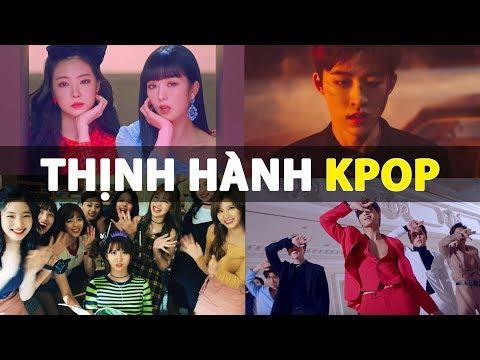 Top MV Kpop Nhiều Lượt Xem Nhất Tuần Qua | Tuần 2 - Tháng 1/2019