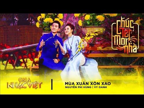 Mùa Xuân Xôn Xao - Vy Oanh, Nguyễn Phi Hùng