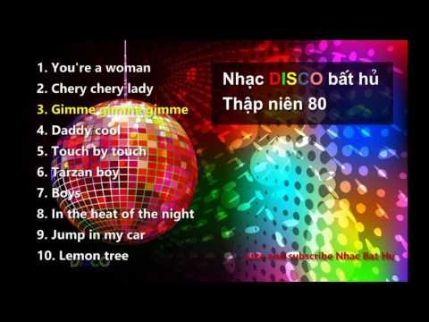 Những bản nhạc disco bất hủ thập niên 80