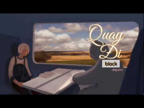 Quay Đi - Black