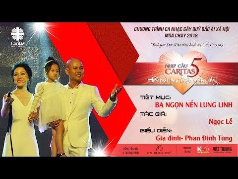 Ba Ngọn Nến Lung Linh - Phan Đinh Tùng