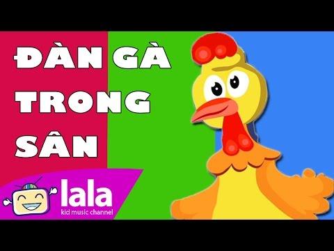 Đàn gà trong sân - Cao Lê Hà Trang