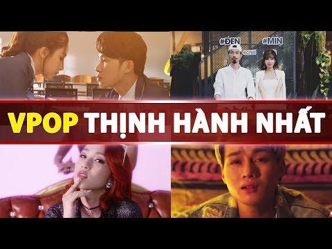 Top VPOP nhiều lượt xem nhất tuần 3 - tháng 6/2019