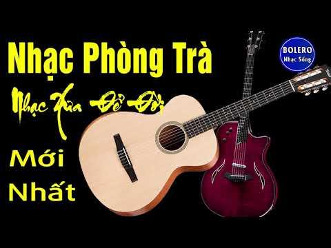Nhạc Phòng Trà 2019 - Hòa tấu Guitar Hải Ngoại