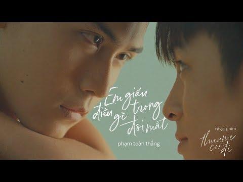 1.Em Giấu Điều Gì Trong Đôi Mắt (Thưa Mẹ Con Đi / Goodbye Mother OST) - Phạm Toàn Thắng
