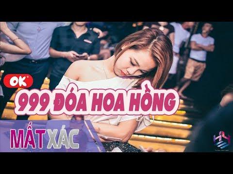 999 Đóa Hoa Hồng Remix - Nhạc Sàn Nonstop Cực Mạnh Hay Nhất