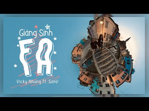 Giáng Sinh FA - Vicky Nhung