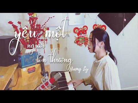 Yêu Một Người Tổn Thương(Nhật Phong) - Hương Ly