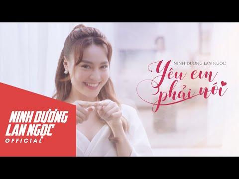 Yêu Em Phải Nói - Ninh Dương Lan Ngọc, Addy Trần